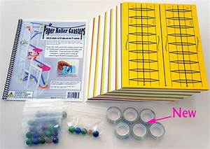 paper roller coaster set cfk pinterest roller With paper roller coaster template