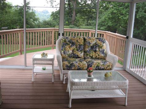 composite deck composite decking patio furniture