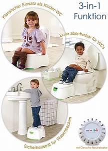 Tritt Für Kinder : munchkin 3in1 kindertoilette baby t pfchen wc sitz toilettentrainer tritt ebay ~ Watch28wear.com Haus und Dekorationen