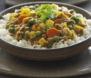 Curried Indian Vegetables Recipe - Vegetarian / Vegan ...