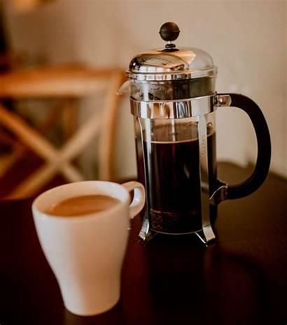 Espresso Press French Coffee Machine Without Explained