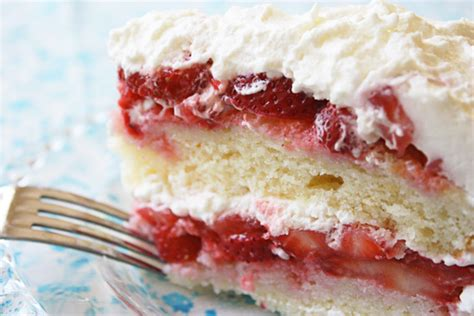strawberry cake jenny  cook