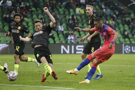 Chelsea Krasnodar Ziyech - Chelsea Player Ratings Vs ...