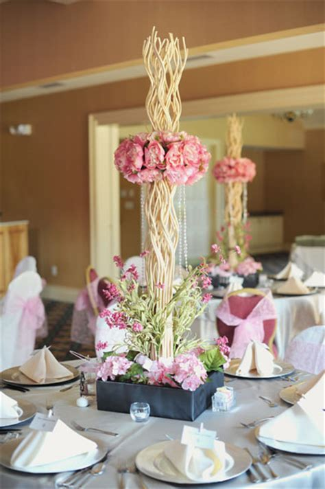 beautiful summer wedding centerpieces inspirations ohh