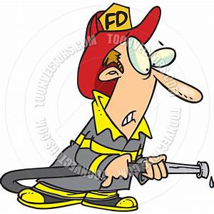 Funny Firefighter Cartoon | Clipart Panda - Free Clipart ...