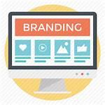 Icon Branding Development Brand Corporate Launch Strategy