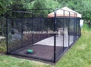 Cloture Chien Jardin : grand lourd duty chien cage pour animaux de compagnie chat barri re cl ture exercice jeu en ~ Melissatoandfro.com Idées de Décoration