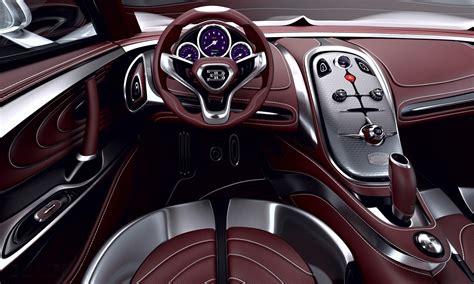 O Surreal Bugatti Gangloff Concept.