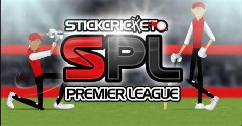 stick cricket premier league mod apk unlimited money v1 3 5 mod apk free for android