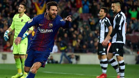 x games barcelona 2018 - LigTV canlı seyret