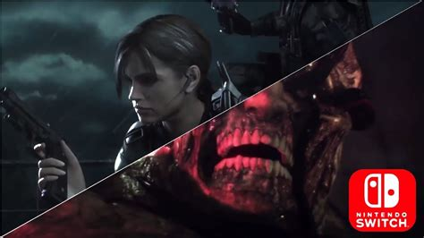 Resident Evil For Switch Resident Evil Revelations 1 And 2 Lands New Launch
