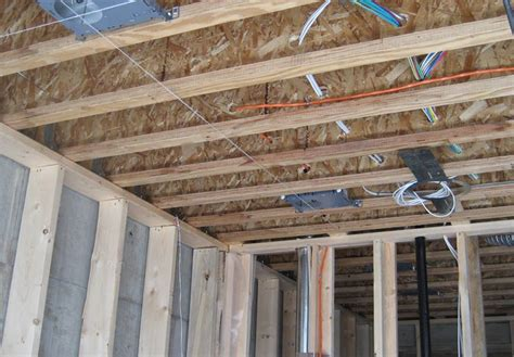 Tji Floor Joists Details by Structure Stud Wall 171 Home Building In Vancouver