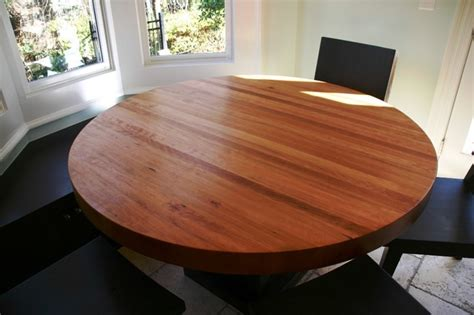 54 Round Dining Table  Kobe Table