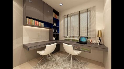 Study Room Decoration Ideas 2019 ! Study Room Interior