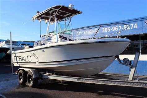 Center Console Boats On A Budget by 1996 Used Robalo 1820 Center Console Center Console