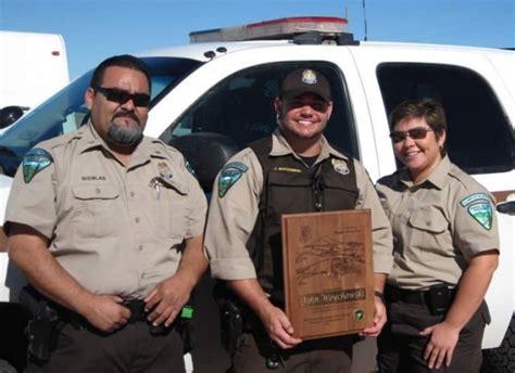 ranger bureau federal agency promoted ranger five months after his gun