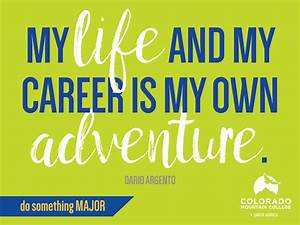 Career Services... Vocational Service Quotes