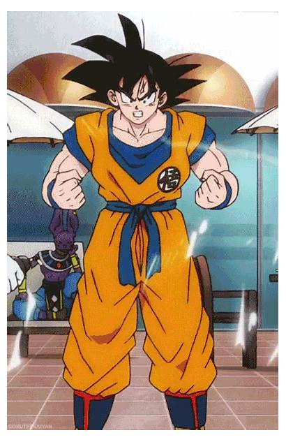 Transformation Goku Saiyan Dbs Ssj Dragon Ball
