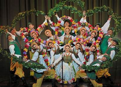 Polish Traditions Mazowsze Entertainment Kicking Keeps Alive