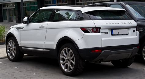 Filerange Rover Evoque Coupé Sd4 4wd Prestige
