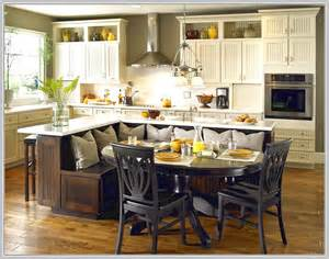 Kitchen Islands Designs With Seating Kitchen Island Seating Ideas Home Design Ideas