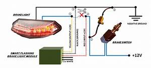 The Smart Flashing Brake Light Module  Safety First