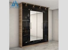 Contemporary Wardrobe Designs by AAA That Adds Zing to Bedroom