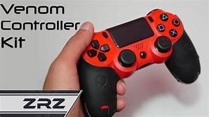 Venom Ps4 Controller Grip Kit - Review