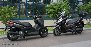 Essai Xmax 300 : essai comparatif x max forza 125cc duel au sommet pour une place au asso scooter ~ Medecine-chirurgie-esthetiques.com Avis de Voitures