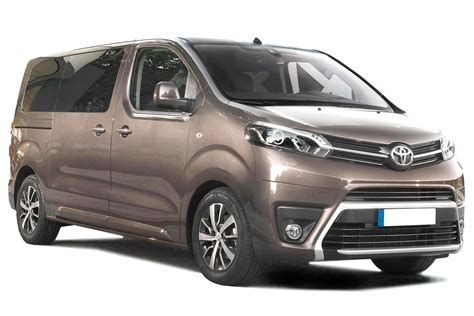 toyota proace verso mpv  review carbuyer