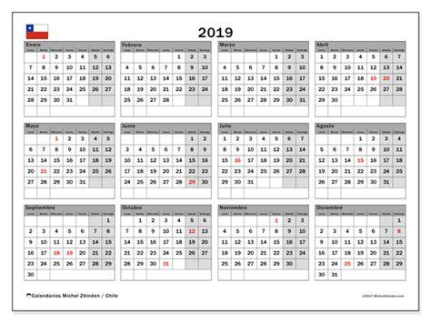 calendario escolar chile el blog de opcionis en chile