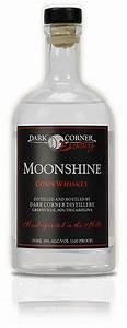 Dark Corner Distillery CLEAR MOONSHINE, LIQUID GOLD ...