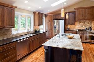 dark-wood-kitchen-cabinets-Kitchen-Traditional-with-cherry