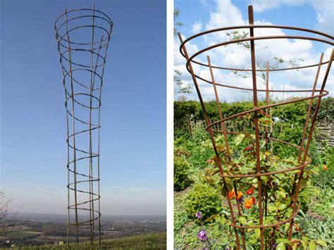 metal garden obelisk obelisk sussex prairies