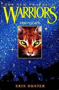 warrior cat books bookblender quot warriors midnight quot by solomon age 10