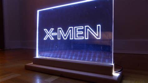 clear acrylic panels how to a mirror acrylic led edge lit sign emblem