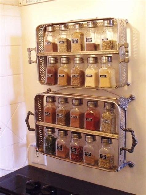 Do It Yourself Spice Rack by The World S Catalog Of Ideas