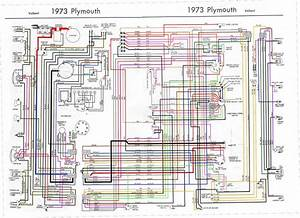 1970 Plymouth Duster Ignition Wiring Diagram