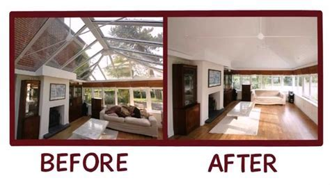 Conservatory Ceilings and Replacement Conservatory Roofs