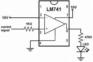 How To Build A Current Sensor Circuit