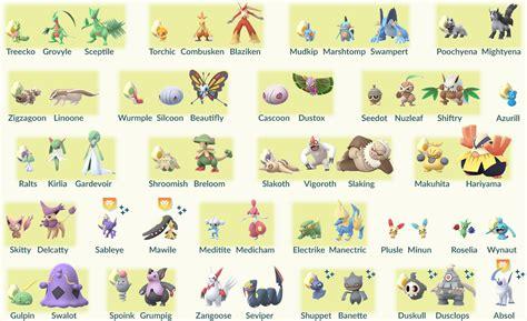 pokemon  saiba tudo  foi alterado   chegada dos