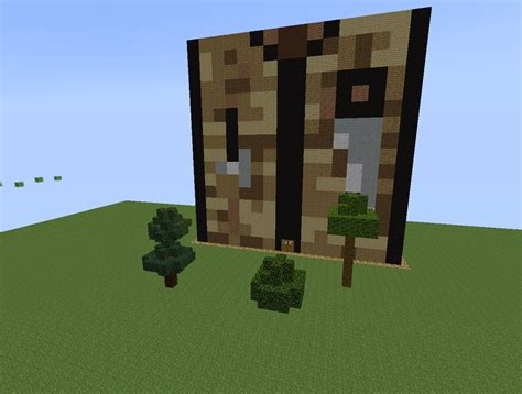 crafting table house  ultimate flatland survival minecraft project