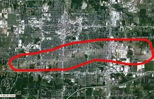 A Tornado U2019s Scar In Minneapolis