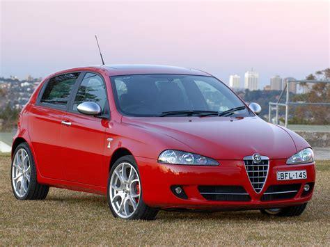 2008 Alfa Romeo 147 Photos, Informations, Articles