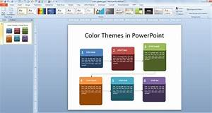 Working With Custom Color Palettes In Powerpoint 2010