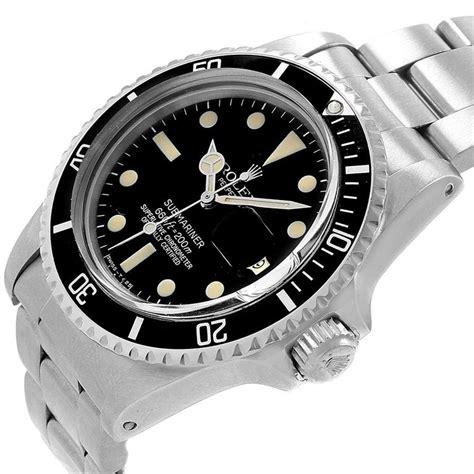 Rolex Submariner Vintage Stainless Steel Men's Watch 1680 ...