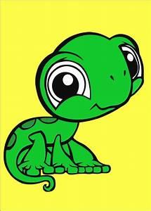 Cartoon Turtle With Big Eyes   www.imgkid.com - The Image ...