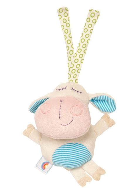 Rattle Chime nursery products spook brand 18cm travel rattle chime