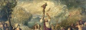 Moses and the brazen serpent | Bible Art-4 Exodus ...