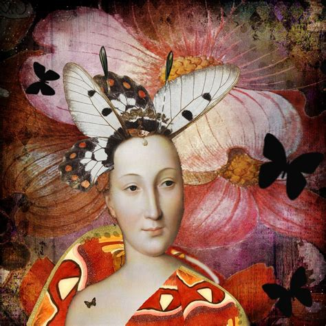 Foxglove Hollow Sea Fleur Madame Butterfly